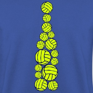 ballon volleyball forme bouteille 404 Sweat-shirts - Sweat-shirt Homme