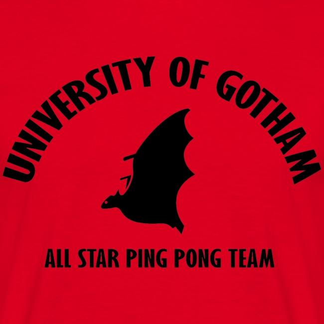 Gotham Ping Pong Team
