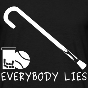 Everybody lies Tee shirts - T-shirt Homme