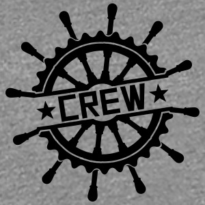Crew steering wheel stamp logo T-Shirts - Women's Premium T-Shirt