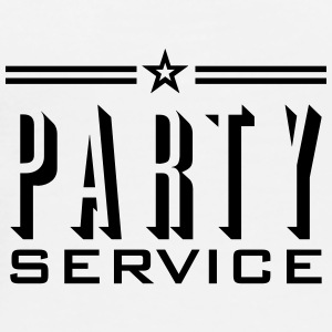 Partyservice /  Party service (1c) T-Shirts - Men's Premium T-Shirt
