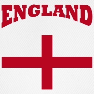 England + cross Caps & Hats - Baseball Cap