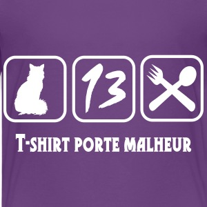 Thirteen gifts spreadshirt for 13 porte malheur