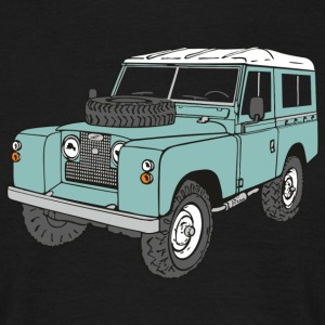 Land 4x4 Off-Road Serie 2 88  Tee shirts - T-shirt Homme