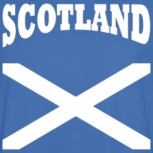 Scotland + cross T-Shirts - Men's Football Jersey