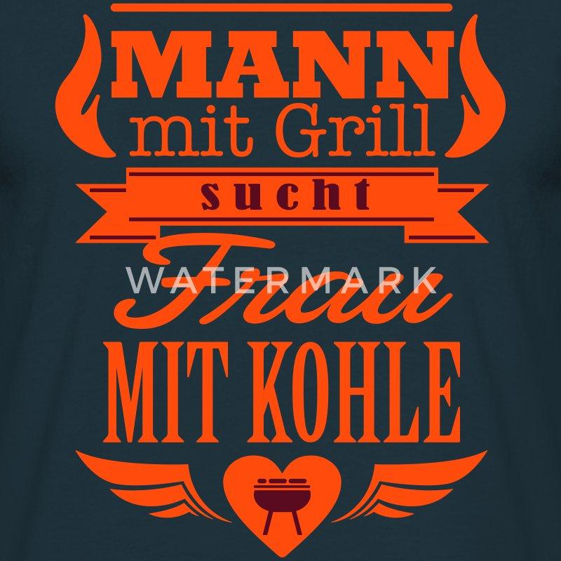 t shirt mann mit grill sucht frau mit kohle Ravensburg