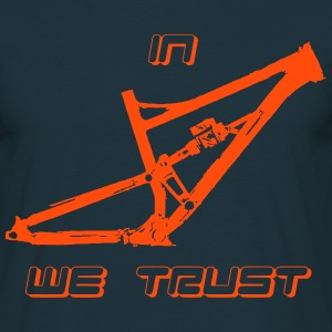 In Fully we Trust T-Shirts - Men's T-Shirt