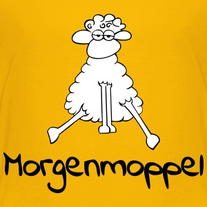 MorgenMoppel_groß_2f T-Shirts - Teenager Premium T-Shirt