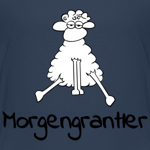MorgenGrantler_groß_2f T-Shirts - Teenager Premium T-Shirt