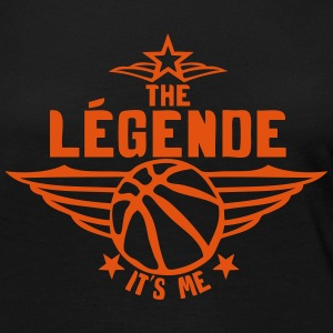 basketball legende its me Langarmshirts - Frauen Premium Langarmshirt