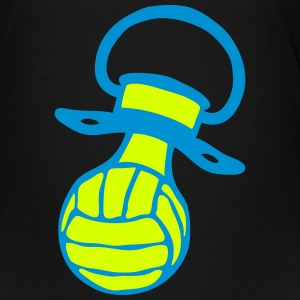 volleyball tetine bebe sucette 0 Tee shirts - T-shirt Premium Enfant
