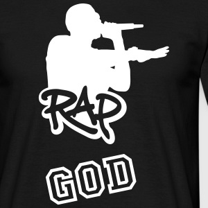 Rap God - Männer T-Shirt