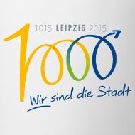Motiv ~ Tasse 1000 Jahre Leipzig