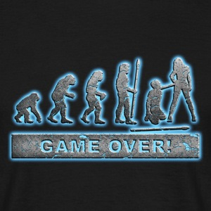 Game Over! T-Shirts - Männer T-Shirt