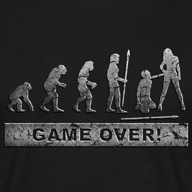 Gamer Over!