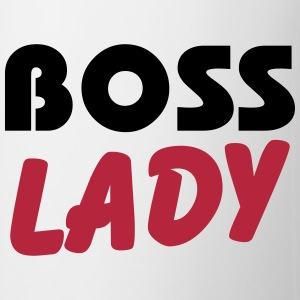 Boss lady Bottles & Mugs - Mug