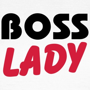 Boss lady T-Shirts - Women's T-Shirt
