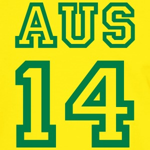 AUSTRALIE 2014 Tee shirts - T-shirt contraste Homme