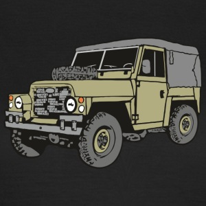Land Rover Lightweight Light Weight 4x4 Offroad T-Shirts - Frauen T-Shirt