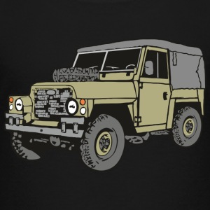 Land Rover Lightweight Light Weight 4x4 Offroad T-Shirts - Kinder Premium T-Shirt
