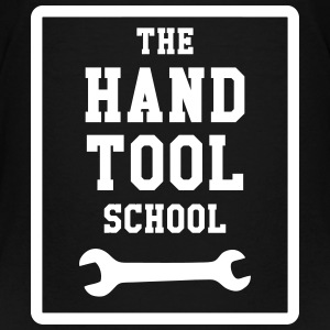 The Hand Tool School Shirts - Teenage Premium T-Shirt
