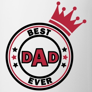 best dad ever Bottles & Mugs - Mug