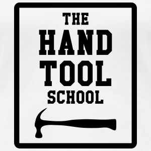 The Hand Tool School T-Shirts - Women's Premium T-Shirt