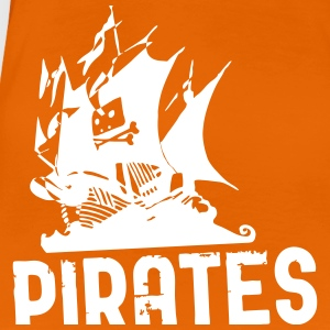 Pirates T-Shirts - Frauen Premium T-Shirt