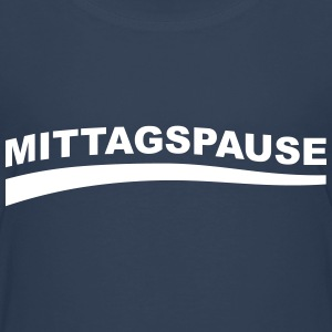 Mittagspause - Pause T-Shirts - Teenager Premium T-Shirt
