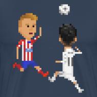 Design ~ Men T-shirt Goal of a champion 2014