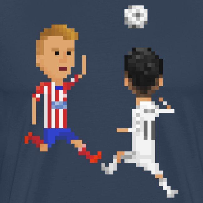 Men T-shirt Goal of a champion 2014