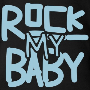 Rock my Baby Tee shirts - Body bébé bio manches courtes