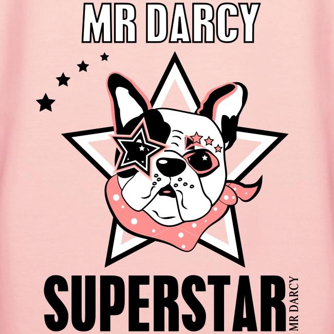 Mr Darcy SUPERSTAR  Damen Sweater