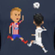 Design ~ Women T-shirt Goal of a champion 2014