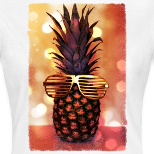 grill glass pineapple - grill brille ananas T-Shirts - Frauen T-Shirt