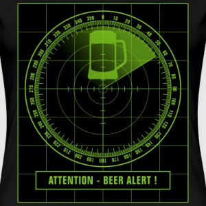 radar_052014_beer_alert_c T-Shirts - Frauen Premium T-Shirt