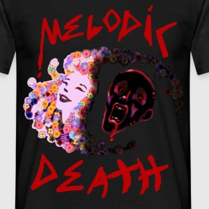 Melodic Death Metal T-shirts - Mannen T-shirt