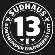Motiv ~ Bequemes Kontrast-Shirt für Sudhaus-13-Freunde