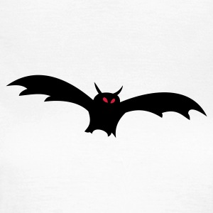 Bat, Fledermaus, cairaart.com T-Shirts - Frauen T-Shirt