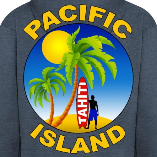 tahiti pacific island
