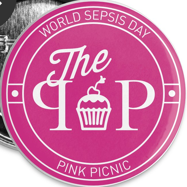 #ppicnic Cupcake Button