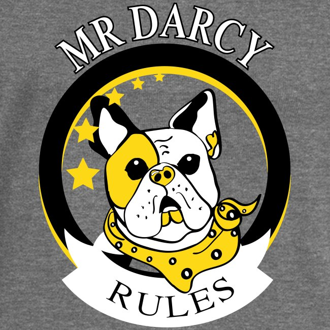 MR DARCY RULES Sweater