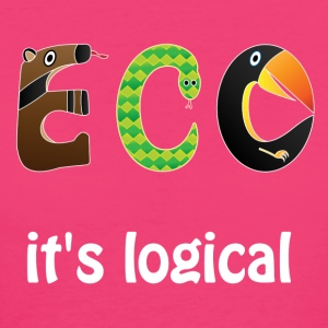 ECO it's logical T-Shirts - Women's Organic T-shirt