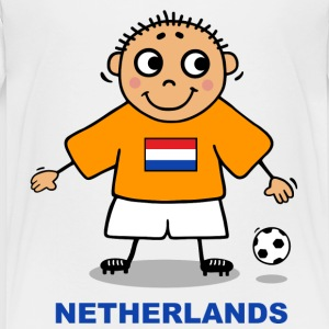 Voetbalster - Netherlands Shirts - Teenager Premium T-shirt