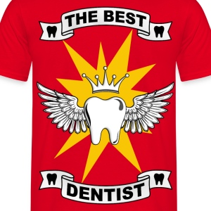 dentist dentiste 02 T-Shirts - Men's T-Shirt