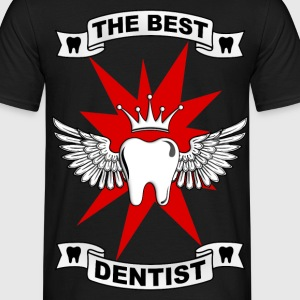 dentist dentiste 01 T-Shirts - Men's T-Shirt