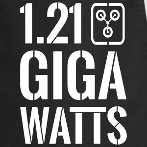 1.21 Giga Watts - Flux capacitor  Aprons - Cooking Apron
