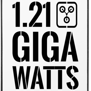 1.21 Giga Watts - Flux capacitor Phone & Tablet Cases - iPhone 4/4s Hard Case