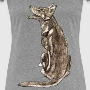 Dog by customstyle - T-shirt Premium Femme