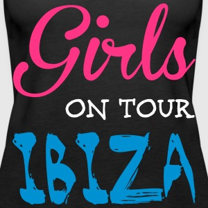 Ibiza Tops - Women's Premium Tank Top
